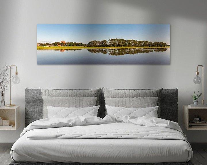 Sfeerimpressie: Egmond Binnen panorama van Fotografie Egmond