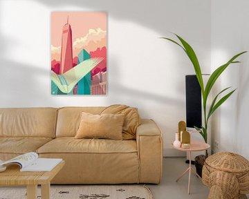 WTC NYC van Remko Heemskerk