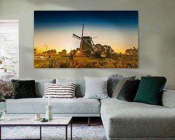 Riekermolen, Amsterdam von Stewart Leiwakabessy
