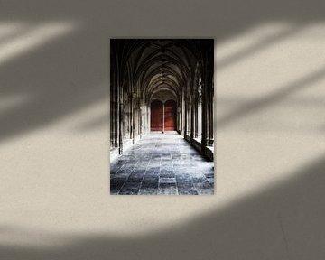 De Pandhof van de Domkerk in Utrecht (4) van De Utrechtse Grachten