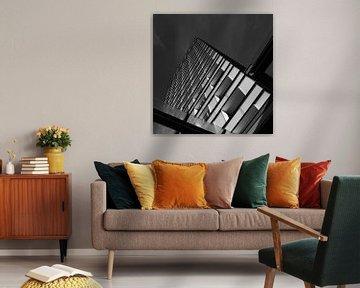 Schwarz-weiße Linien von Ruud Peters