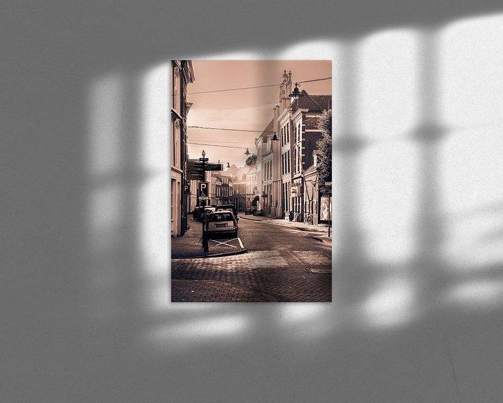 Sfeerimpressie: City Morning van Merijn Koster