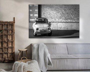 Fiat 500 van Margo Smit