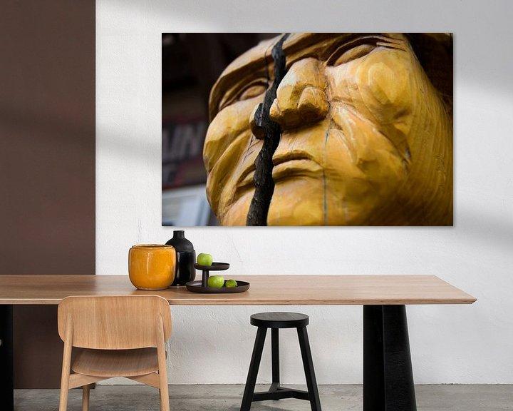 Sfeerimpressie: Indiaan - beeld van Jeroen Götz