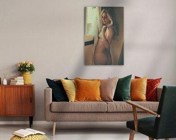 Desire (nude / naakt) von Kees de Knegt
