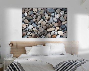 grind stenen achtergrond von Compuinfoto .