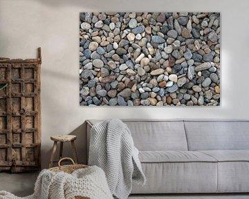 grind stenen achtergrond