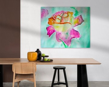 rose  van M.A. Ziehr