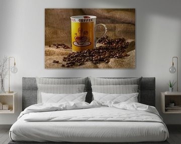 Het kopje koffie van Rolf Pötsch