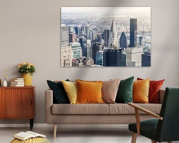 Manhattan, Chrysler Building... van Jan Schuler