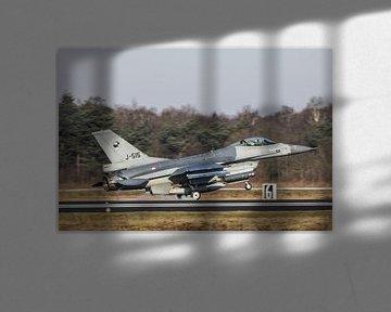 F-16 van Jasper Scheffers