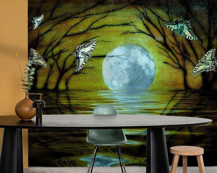 Sfeerimpressie behang: Dreamland van Christine Nöhmeier
