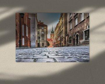 Warsaw, Poland van Gunter Kirsch