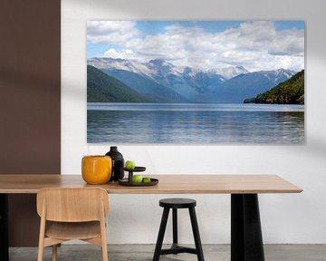 Lake Rotoroa, NZ van Eddo Kloosterman