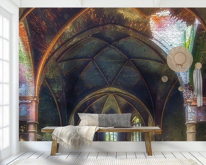 Beispiel fototapete: Evenis Heiligkeit von Truus Nijland