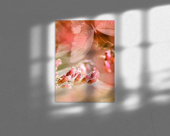Sfeerimpressie: ROSE SPANGLES no5-Butterfly van Pia Schneider
