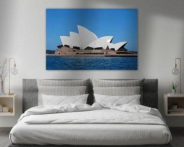 Das Theatergebäude von Sydney, Australien von Be More Outdoor