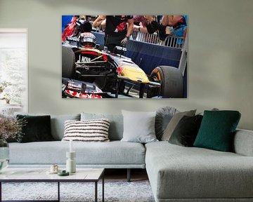Max Verstappen - F1's toekomstige wereldkampioen? von Kor Brouwer
