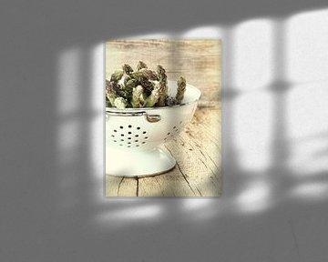 Het is aspergeseizoen van PhotoArt Thomas Klee