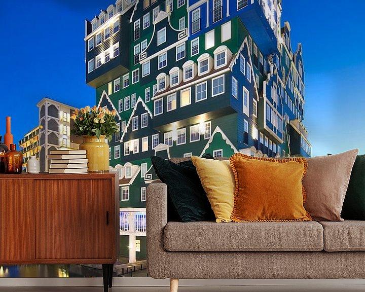 Sfeerimpressie behang: Inntel Hotel Zaandam van Anton de Zeeuw
