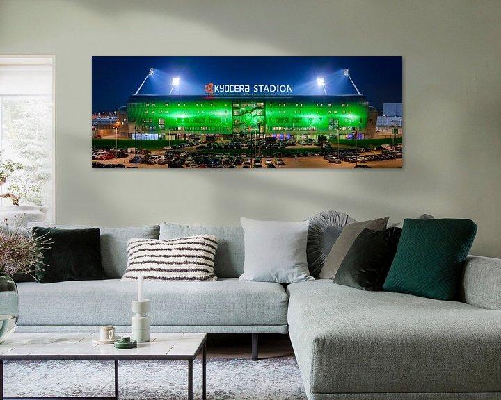 Impression: Panorama Kyocera Stadion, ADO Den Haag sur Anton de Zeeuw