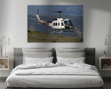 Spaanse Landmacht UH-1 Iroquois