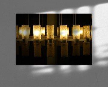Lamp in Emmastate, Leeuwarden