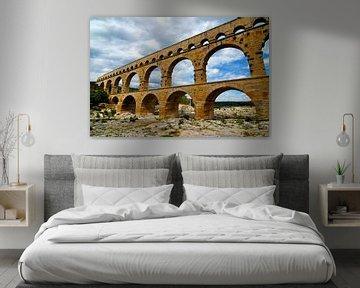 Pont du Gard (France) van rudi smet