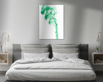 Groene rook von David Dirkx