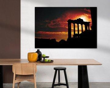 Forum Romanum van Joop Snijder
