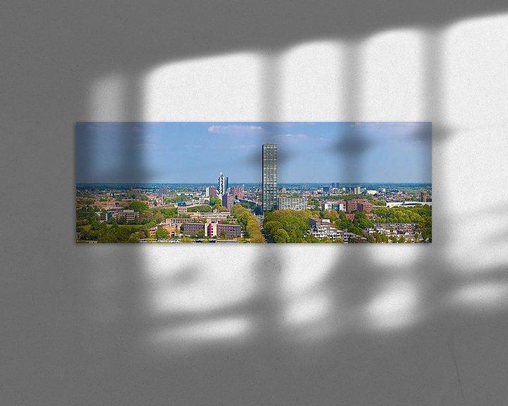Sfeerimpressie: Panorama Westpoint te Tilburg van Anton de Zeeuw