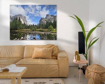 El Capitan - Yosemite Park - Verenigde Staten van Globe Trotter