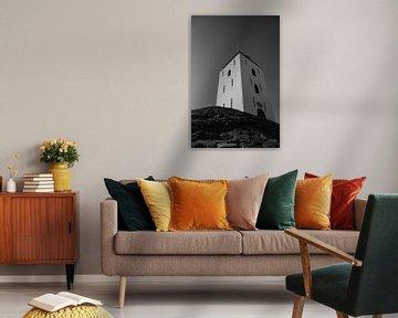 Leuchttrum Katwijk von Peter Sneijders