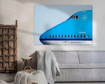 KLM Boeing Atlanta op Schiphol van Hamperium Photography