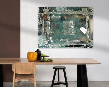 Urban Abstract 64 van MoArt (Maurice Heuts)