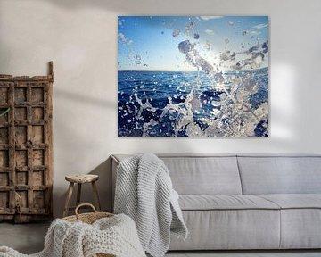 Frozen Sea van Sander van der Veen