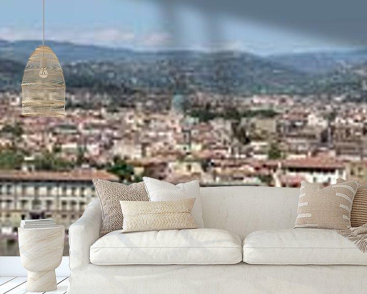 Impression: Florence panorama sur Carel van der Lippe