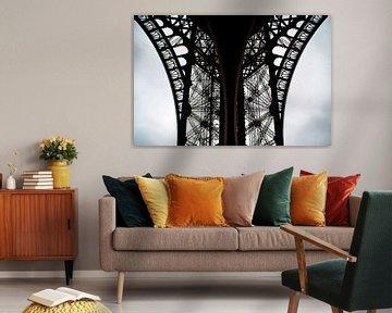 Eiffeltoren, Parijs van Willem van den Berge