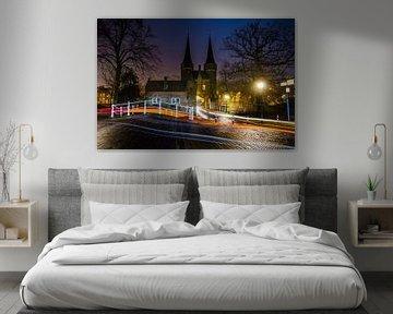 Delft Abendfoto von Ricardo Bouman