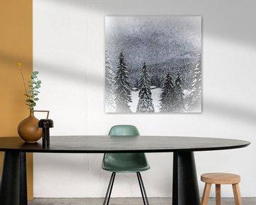 Bavarian Winter's Tale I van Melanie Viola