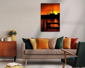 Oranje van Robin Velderman