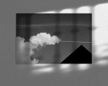 Wolken, vliegen en vormen von Mart van Zwam
