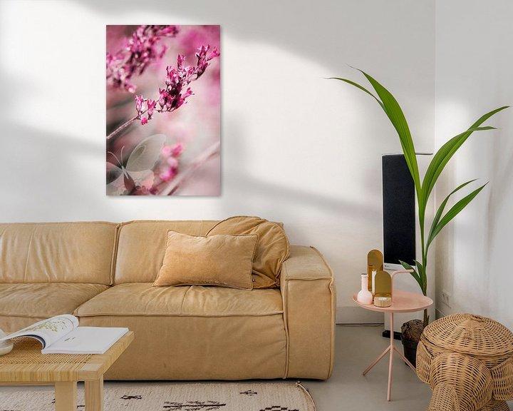 Sfeerimpressie: ROSE SPANGLES no1C-Butterfly van Pia Schneider