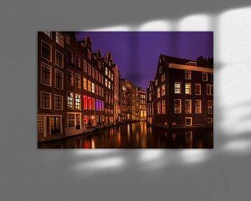 Amsterdam Canal von Marc Smits