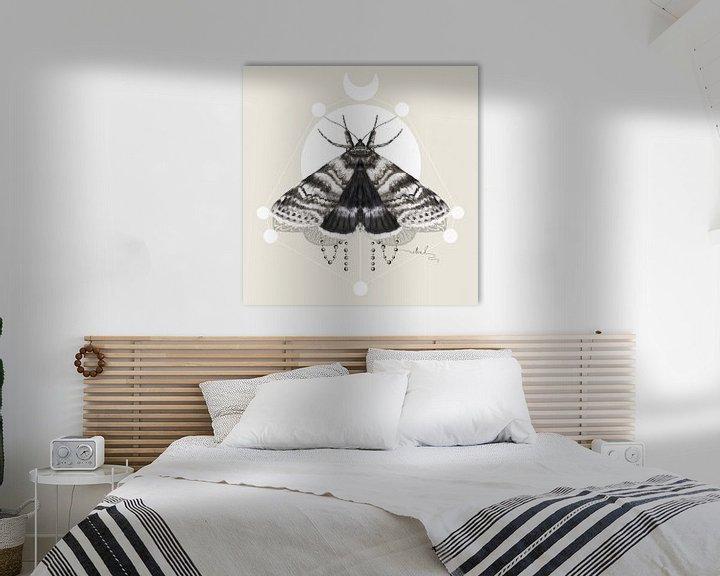 Sfeerimpressie: Moth van Nettsch .