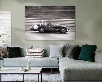 Historic Racer sur Freddy Onderstal