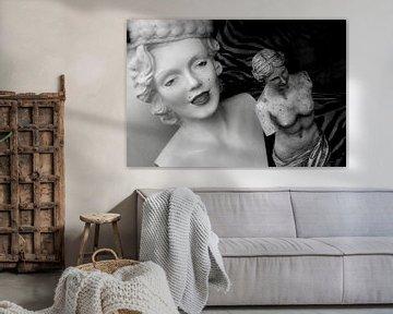 Marilyn Monroe van Marianna Pobedimova