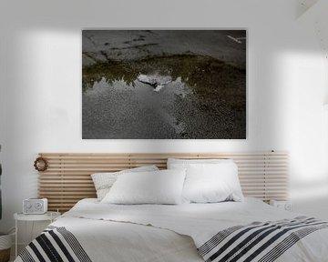 The Rains #04 van Mario van Middendorf