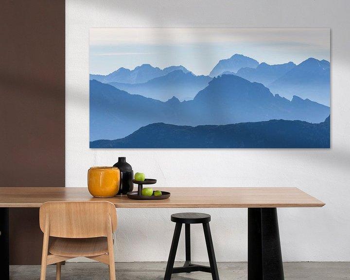 Sfeerimpressie: De Blauwe Bergen van Coen Weesjes