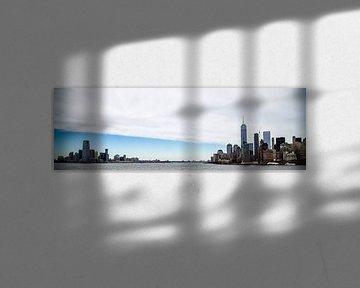 Skyline New York van Leander Sinke